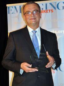 Miroslav Kalousek fue declarado el ministro de Finanzas del Año para Europa Central y Oriental, foto: ČTK