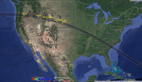 The expedition to monitor and record a total solar eclipse in the USA, photo: VUT Brno