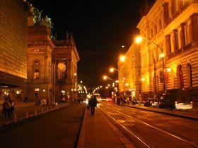 Národní Street