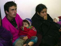 Réfugiés, photo: CTK