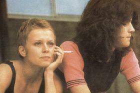 Eva Sitta ve filmu Stín létajícího ptáčka, foto: Zdeněk Dukát