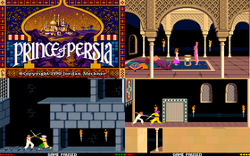 Computerspiel Prince of Persia (Foto: CLF, Flickr, CC BY-NC-ND 2.0)