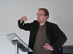 Thomas Oellermann (Foto: Archiv des Masaryk-Instituts)