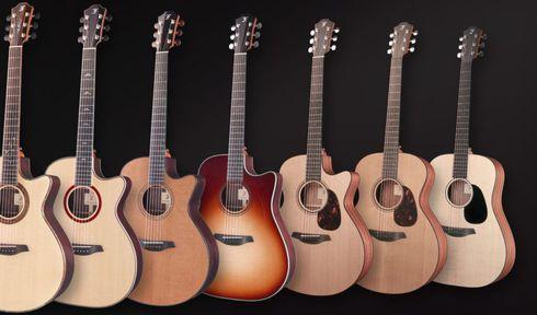Photo: Furch guitars