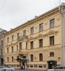 Училище им. Мусоргского, фото: wikimapia