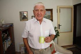 Emil Boček, foto: Marie Veselá, archiv ČRo