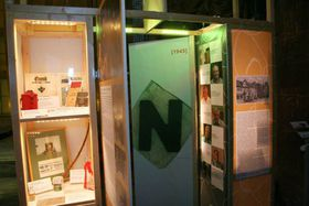 """Ausstellung """"Langsam ist es besser geworden"""" (Foto: Offizielle Facebook-Seite des Österreichischen Kulturforums Prag)"""