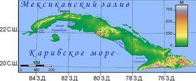 Куба (Источник: Sadalmelik, Савин А. С., CC BY-SA 3.0)