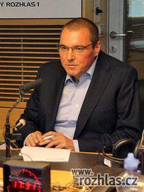 Miroslav Singer, photo: Alžběta Švarcová