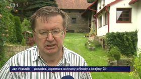 Jan Plesník (Foto: Tschechisches Fernsehen)