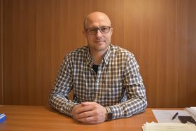 Alan Tomášek, photo: Ondřej Tomšů