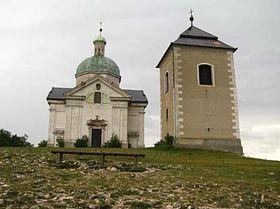 Le Mont Saint, photo: Barbora Kmentová