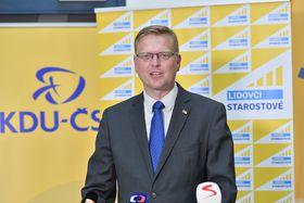 Pavel Bělobrádek, photo: CTK