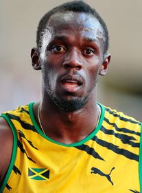 Usain Bolt, photo: Augustas Didžgalvis, CC BY-SA 4.0