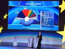 Resultados de las elecciones europeas, foto: ČTK