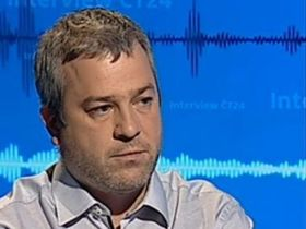 Pavel Gruber, photo: Czech Television