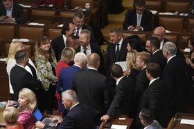 La Chambre basse du Parlement, photo : ČTK / Michal Krumphanzl