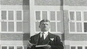 Tomáš Baťa, photo: ČT24