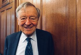 Alf Dubs, foto: Ian Willoughby