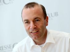 Manfred Weber (Foto: Michael Lucan, Wikimedia Commons, CC BY-SA 3.0 DE)
