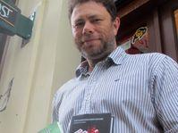 Pavel Mandys, photo: David Vaughan