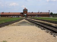 Auschwitz, photo: Barbora Němcová