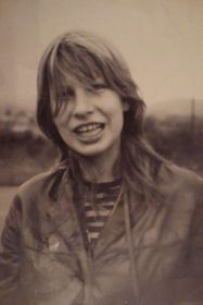 Silvestra Chnapková, foto: Post Bellum