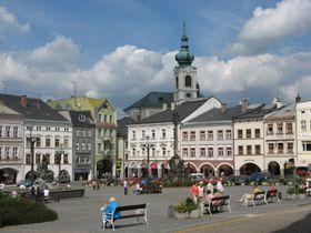 La ville de Trutnov, photo: Koroner, CC BY-SA 3.0
