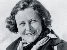 Doreen Warriner, photo: Archives de Henry Warriner