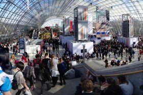 Leipziger Buchmesse (Foto: Je-str, Wikimedia Commons, CC BY-SA 3.0)