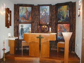 Maxmilian-Kolbe-Kapelle (Foto: Autorin)