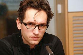 Adam Gebrian, photo: ČRo