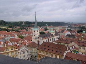 Iglesia de Santo Tomás de Praga, foto: public domain