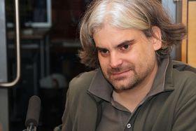 Jan Kužník, photo: Alžběta Švarcová / Czech Radio
