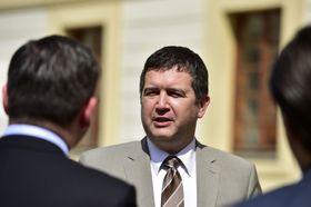 Jan Hamáček, photo: CTK