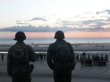 Les célébrations du Débarquement allié du 6 juin 1944, photo: AP Photo/Thibault Camus