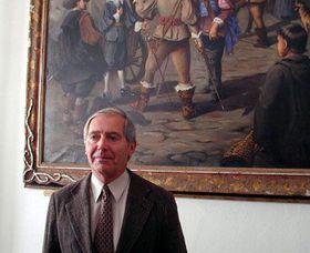 Jaroslav Hošťálek (Foto: Autorka)