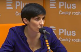 Маркета Пекарова-Адамова, фото: Чешское радио