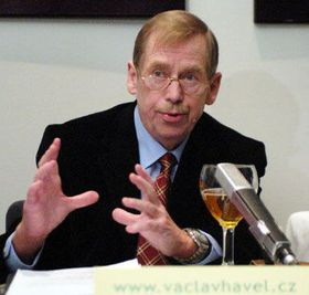 Vaclav Havel, Foto: CTK