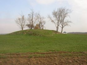 Weißer Berg - Denkmal von 1920 (Foto: Miaow Miaow, Wikimedia CC BY-SA 3.0)