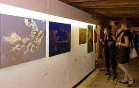 Vernisáž výstavy, foto: Libor Sváček (www.schieleartcentrum.cz)