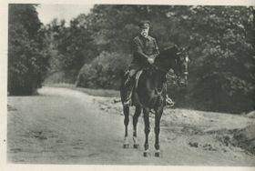 Tomáš Garrigue Masaryk, photo: Repro 'TGM v Lánech'