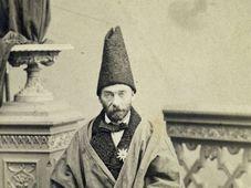 Jakob Eduard Polak (Foto: Wikimedia Commons, Public Domain)
