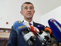Andrej Babiš (Foto: ČTK / Roman Vondrouš)