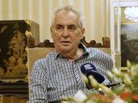Miloš Zeman, photo: Khalil Baalbaki / Czech Radio