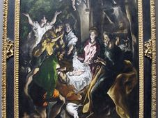 'The Adoration of the Shepherds', photo: Sailko, CC BY-SA 3.0