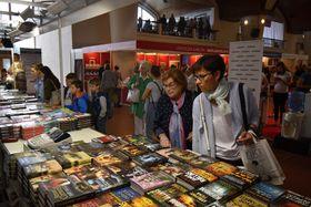 Buchmesse in Prag (Foto: Ondřej Tomšů)