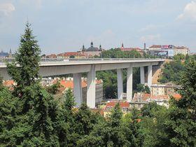 Nusle Bridge, photo: Jiří Němec