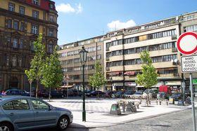 Петрская площадь, Фото: Aktron, CC BY-SA 3.0