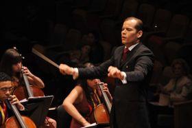 Dietrich Paredes. Foto: archivo del festival